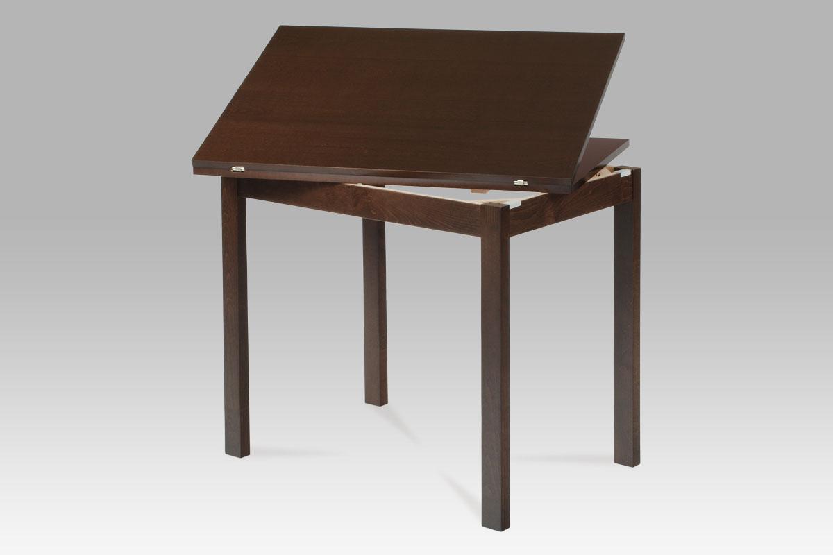 Jedálenský stôl - Artium - BT-4723 WAL (pre 4 osoby). Akcia -6%. Sme autorizovaný predajca Artium. Vlastná spoľahlivá doprava až k Vám domov.