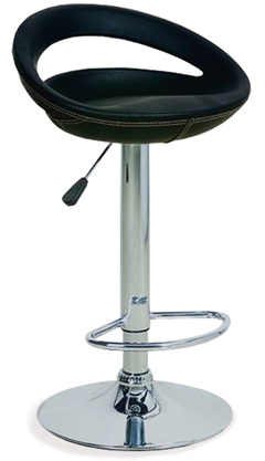 Barová stolička - Artium - AUB-103 BK