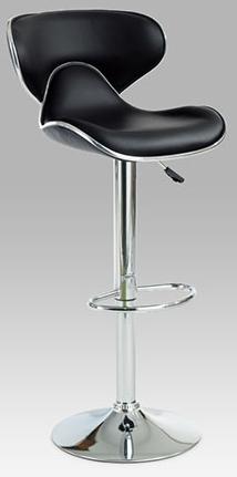 Barová stolička - Artium - AUB-317 BK