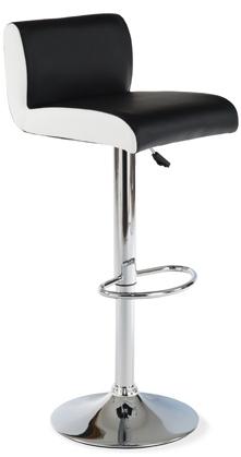 Barová stolička - Artium - AUB-355 BK
