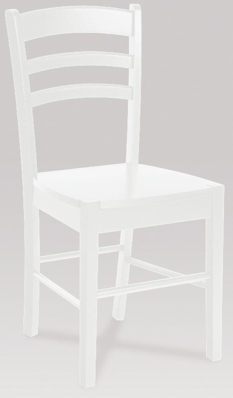 Jedálenská stolička - Artium - AUC-004 WT *výpredaj