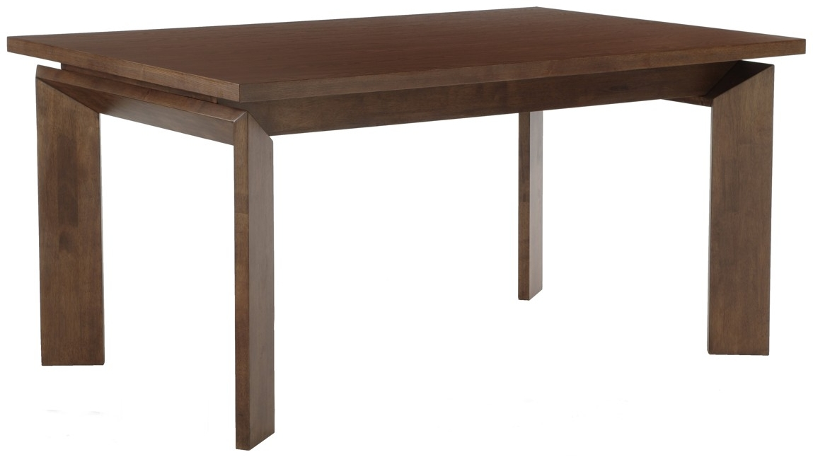 Jedálenský stôl - Artium - ART-5675 WAL (pre 6 osôb)