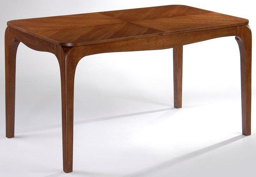 Jedálenský stôl - Artium - ART-7034 WAL (pre 6 osôb)