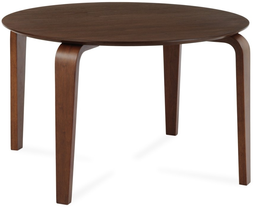 Jedálenský stôl - Artium - ART-7041 WAL (pre 4 osoby)