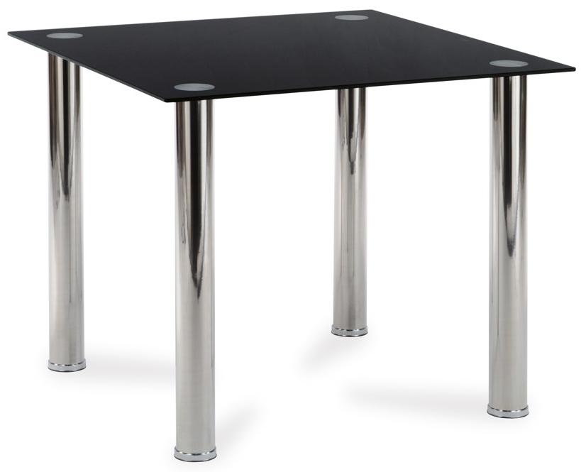 Jedálenský stôl - Artium - AT-1014 BK (pre 4 osoby)