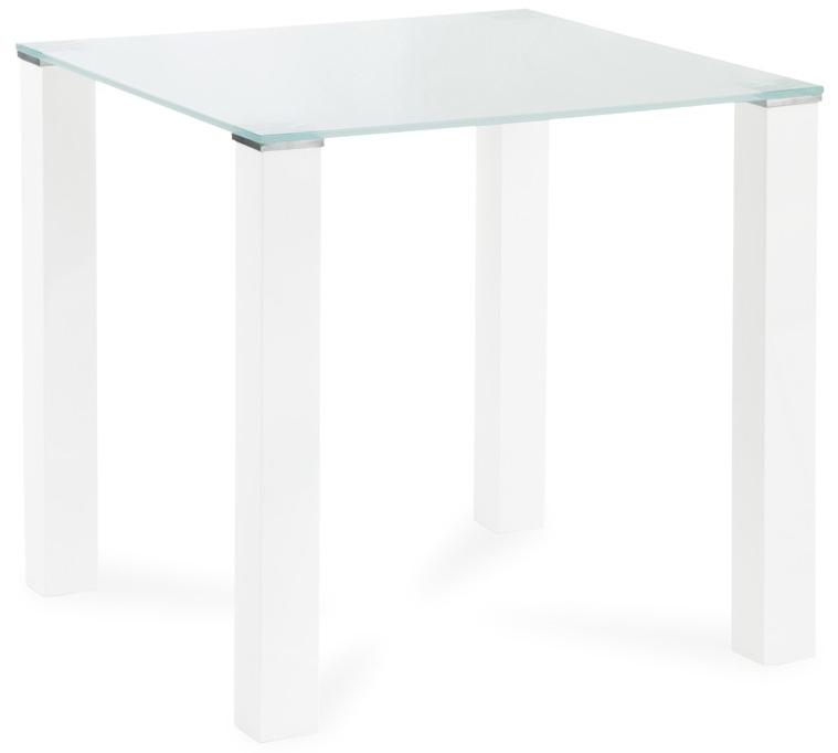 Jedálenský stôl - Artium - AT-1066 WT (pre 4 osoby)