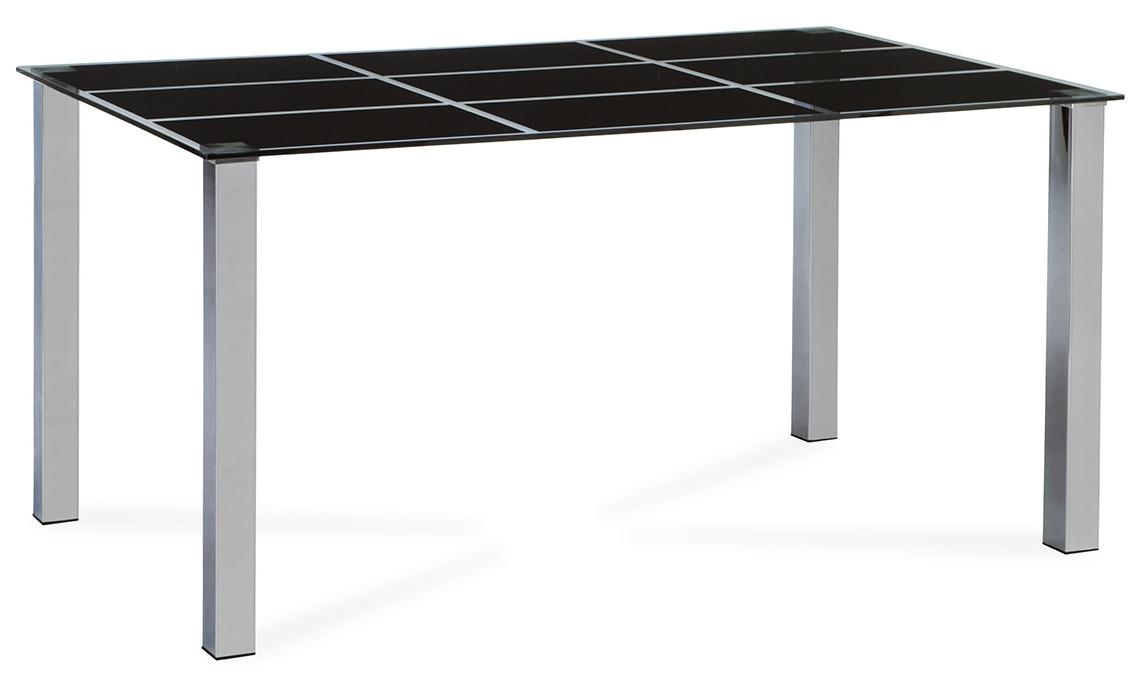 Jedálenský stôl - Artium - AT-1899 BK (pre 6 osôb). Sme autorizovaný predajca Artium. Vlastná spoľahlivá doprava až k Vám domov.