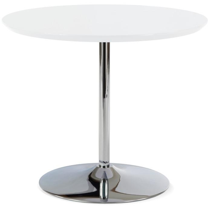 Jedálenský stôl - Artium - AT-1901 WT (pre 4 osoby)