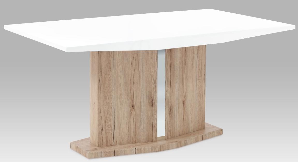 Jedálenský stôl - Artium - AT-2013 WT (pre 6 osôb)