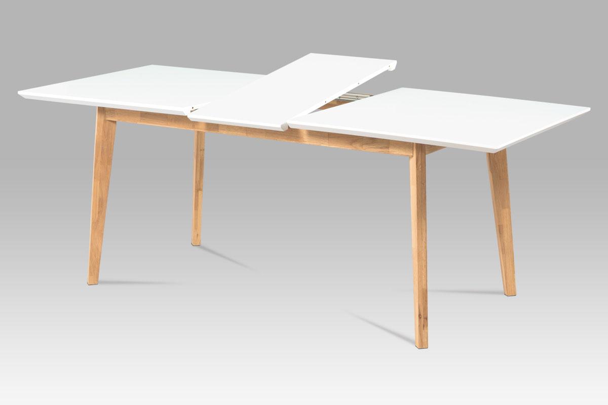 Jedálenský stôl - Artium - AT-6001 WT (pre 6 až 8 osôb). Sme autorizovaný predajca Artium. Vlastná spoľahlivá doprava až k Vám domov.