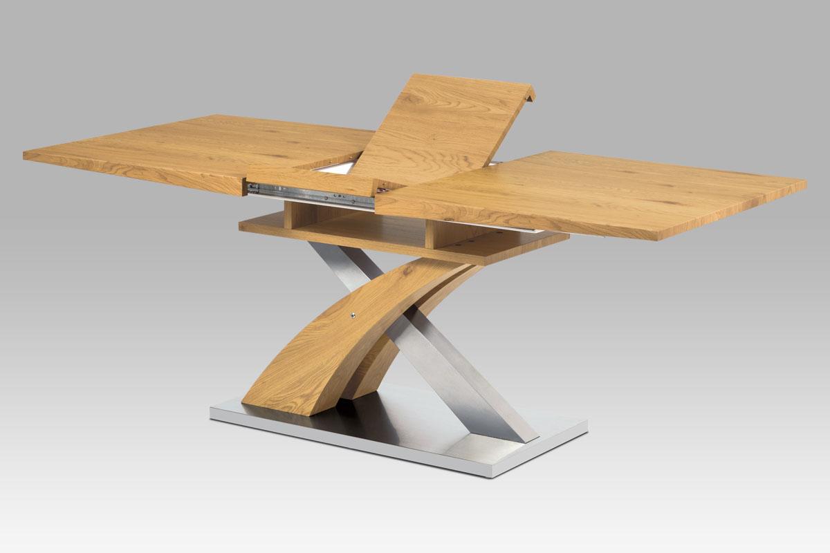 Jedálenský stôl - Artium - HT-718 OAK (pre 6 až 8 osôb). Sme autorizovaný predajca Artium. Vlastná spoľahlivá doprava až k Vám domov.