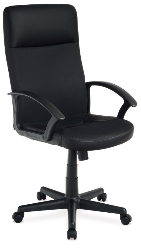 Kancelárske kreslo - Artium - KA-7172 BK. Akcia -15%. Sme autorizovaný predajca Artium. Vlastná spoľahlivá doprava až k Vám domov.