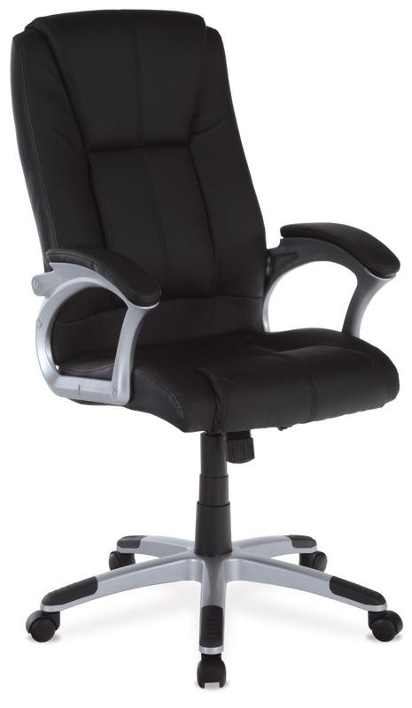 Kancelárske kreslo - Artium - KA-N637 BK