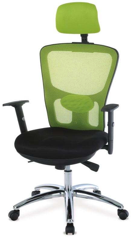 Kancelárska stolička - Artium - KA-N127 GRN