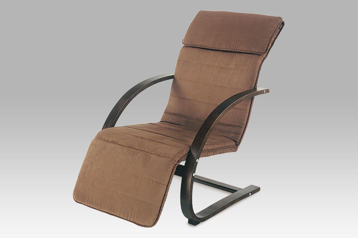 Relaxačné kreslo - Artium - QR-31 BR. Sme autorizovaný predajca Artium. Vlastná spoľahlivá doprava až k Vám domov.