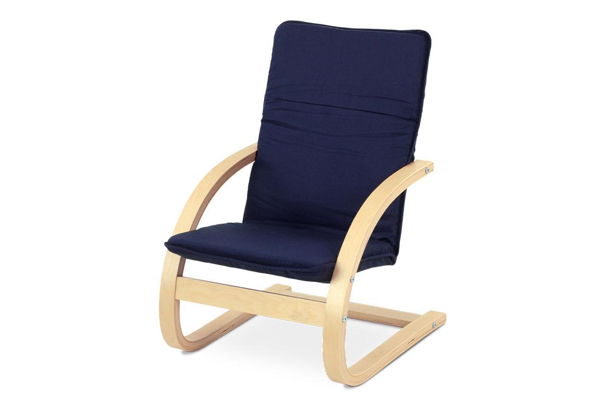 Relaxačné kreslo - Artium - QR-06 BLUE. Sme autorizovaný predajca Artium. Vlastná spoľahlivá doprava až k Vám domov.