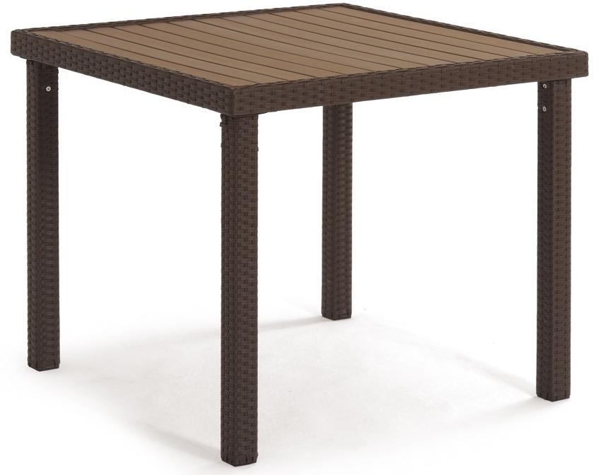 Záhradný stôl - Artium - BNZ-090 BR. Sme autorizovaný predajca Artium. Vlastná spoľahlivá doprava až k Vám domov.