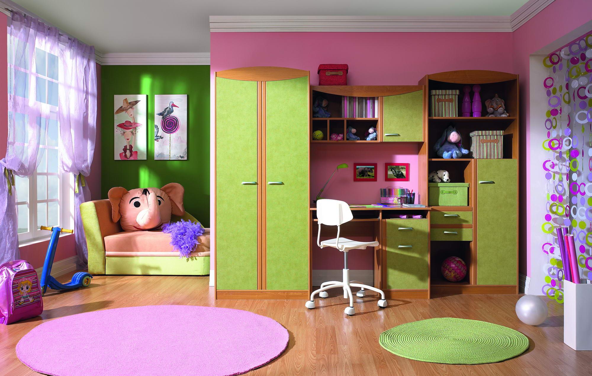 Detská izba - Bog Fran - Kami zelená