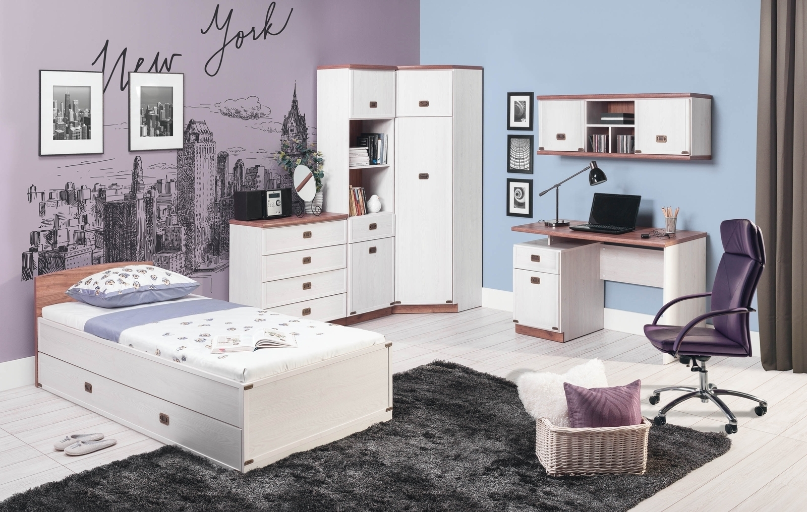 tudentsk izba magic 2 nov n. Black Bedroom Furniture Sets. Home Design Ideas