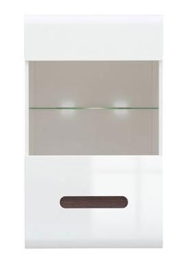 Vitrína na stenu - BRW - Azteca - SFW1W/10/6