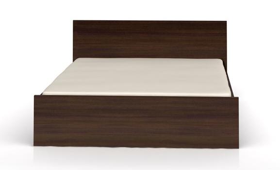 Manželská posteľ 140 cm - BRW - Doors - HLOZ/140