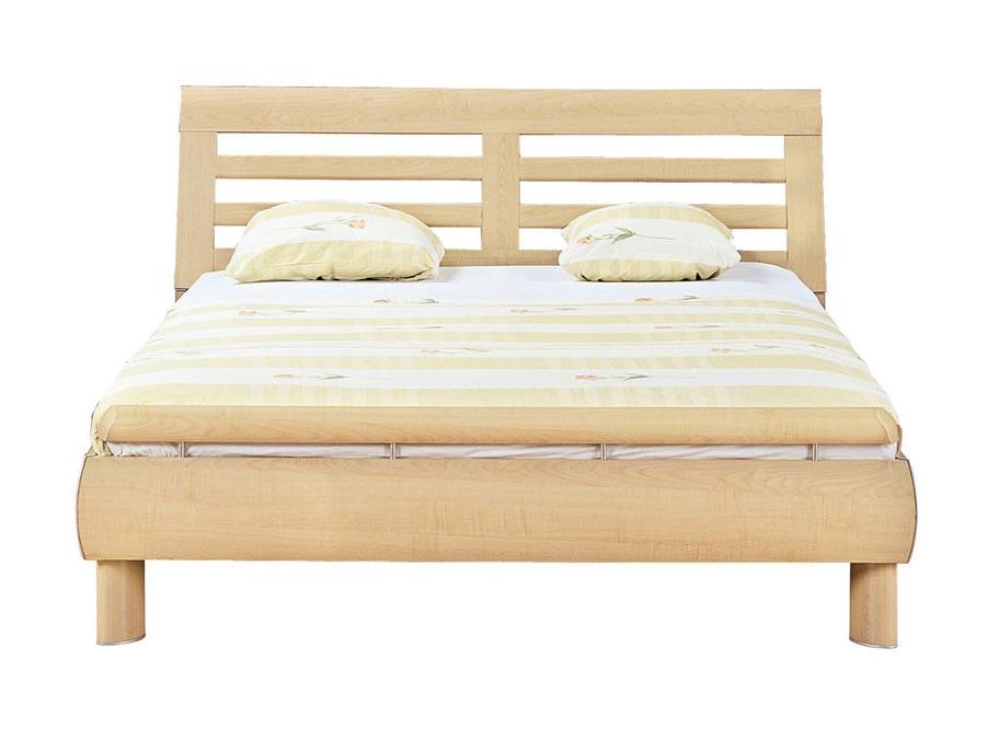 Manželská posteľ 140 cm - BRW - DREAM - lôžko 140