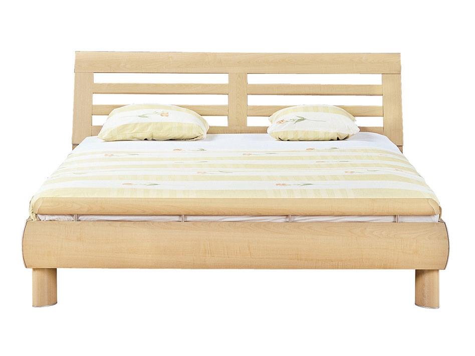 Manželská posteľ 160 cm - BRW - DREAM - lôžko 160