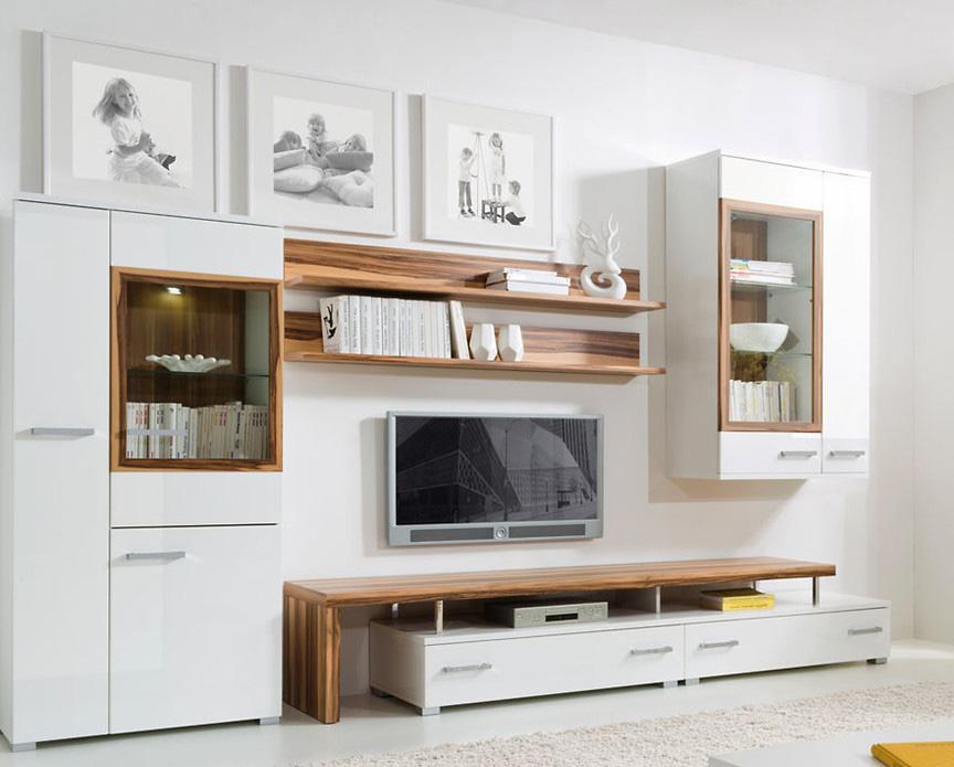 Obývacia stena - BRW - Dolomit