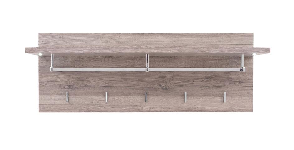 Vešiakový panel - BRW - Flame 2 - PAN/4/10
