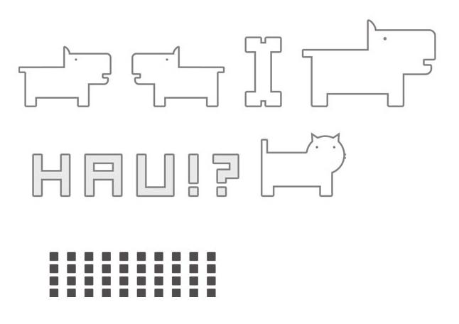 Nálepka na skrinku - BRW - Graphic - NALEPKA HAU