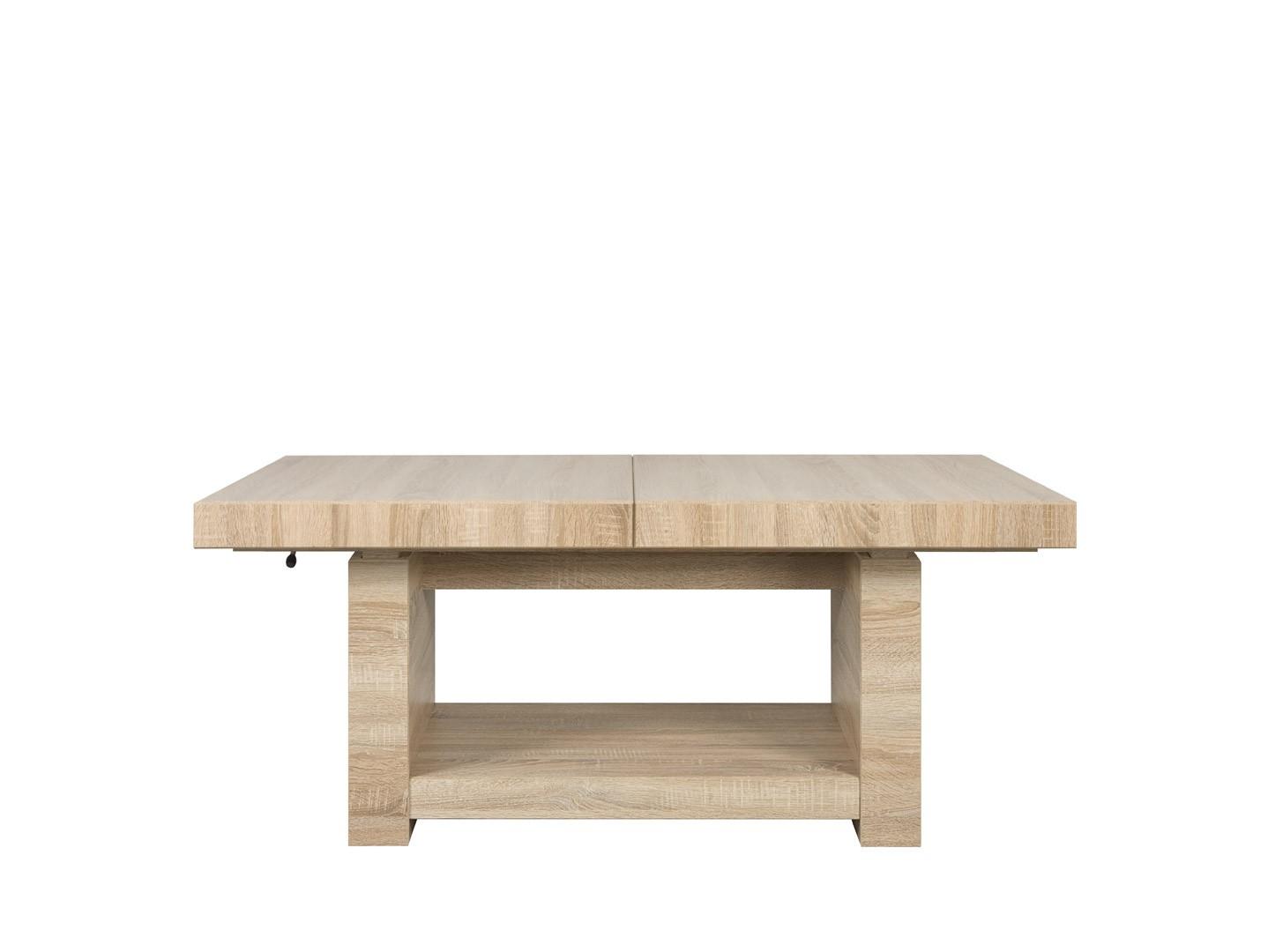 Konferenčný stolík - BRW - Heze MAX (dub sonoma). Sme autorizovaný predajca Black Red White. Vlastná spoľahlivá doprava až k Vám domov.