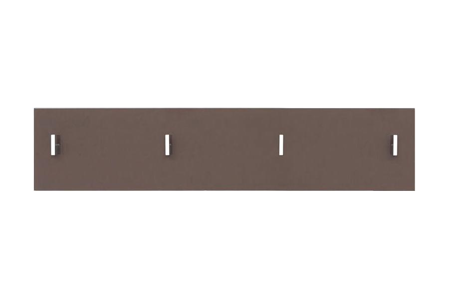 Vešiakový panel - BRW - Homeline 1 - PAN/2/8 II