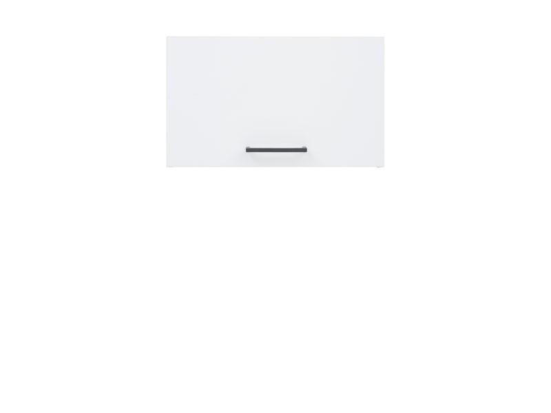 Horná kuchynská skrinka - BRW - Junona line - GO/50/30 (Lesk biely). Sme autorizovaný predajca Black Red White. Vlastná spoľahlivá doprava až k Vám domov.