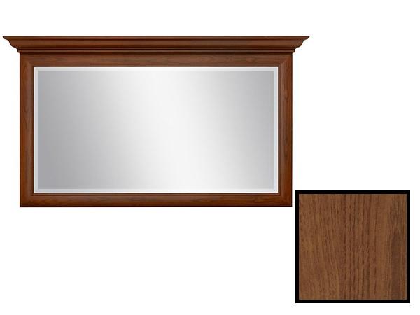 Zrkadlo BRW KENT ELUS 155 (Gaštan)