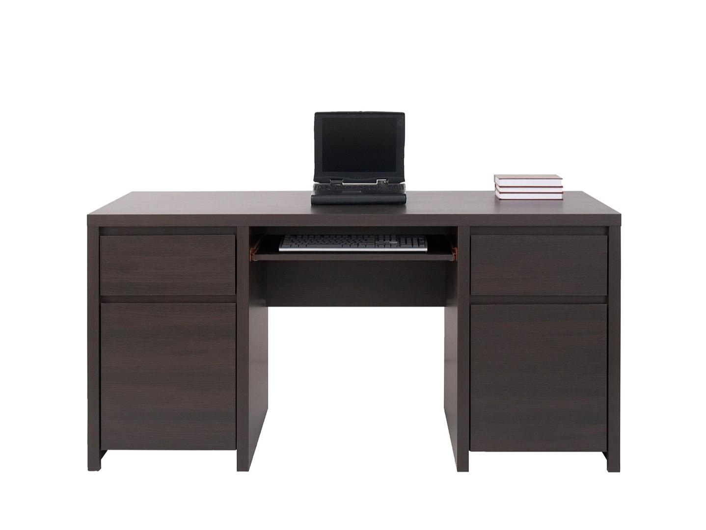 PC stolík - BRW - Kaspian - BIU2D2S/160