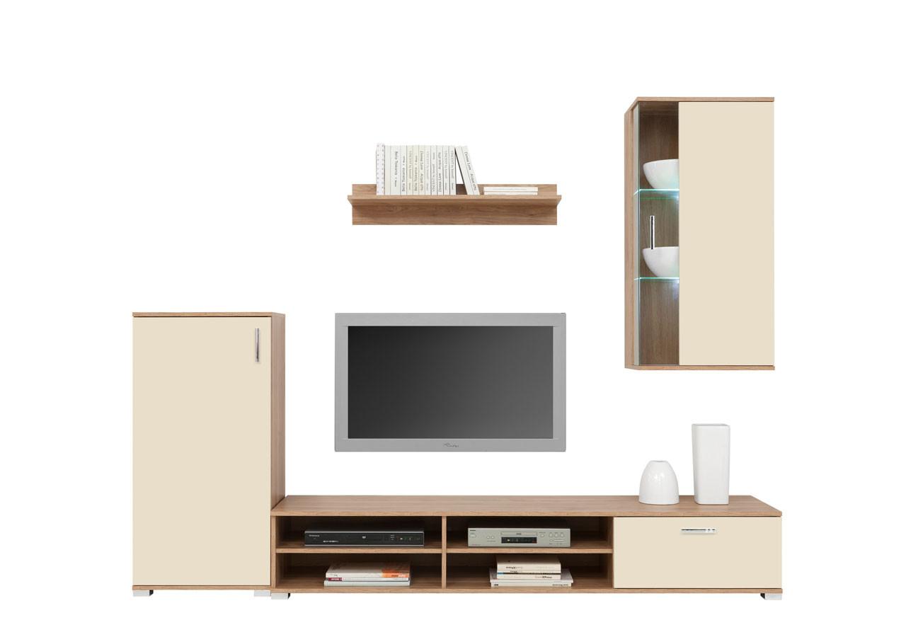 Obývacia stena - BRW - WINTER