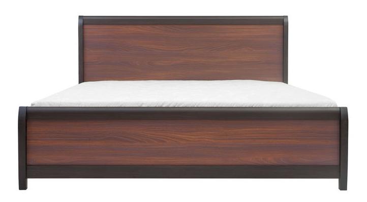 Manželská posteľ 160 cm - BRW - Loren - LOZ/160