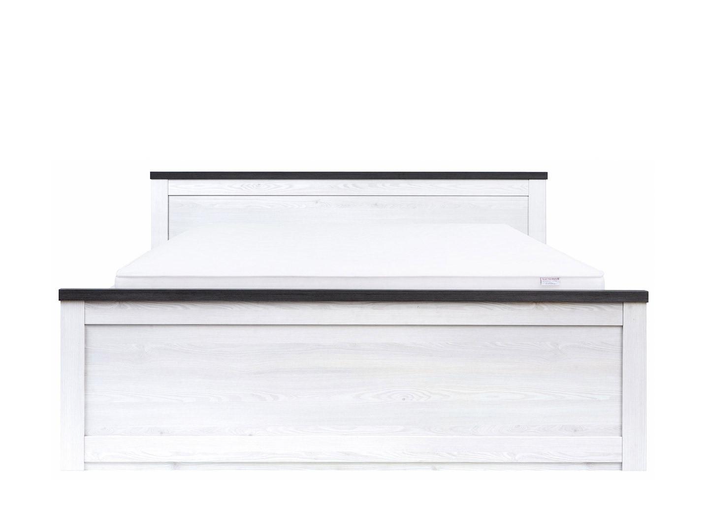 Manželská posteľ 180 cm - BRW - Luca - LOZ/180