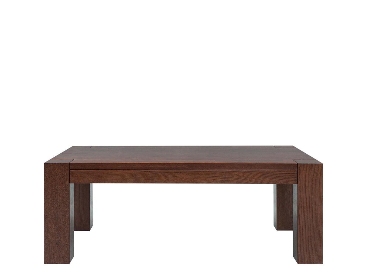Konferenčný stolík - BRW - Luton 130/75 dub mokka