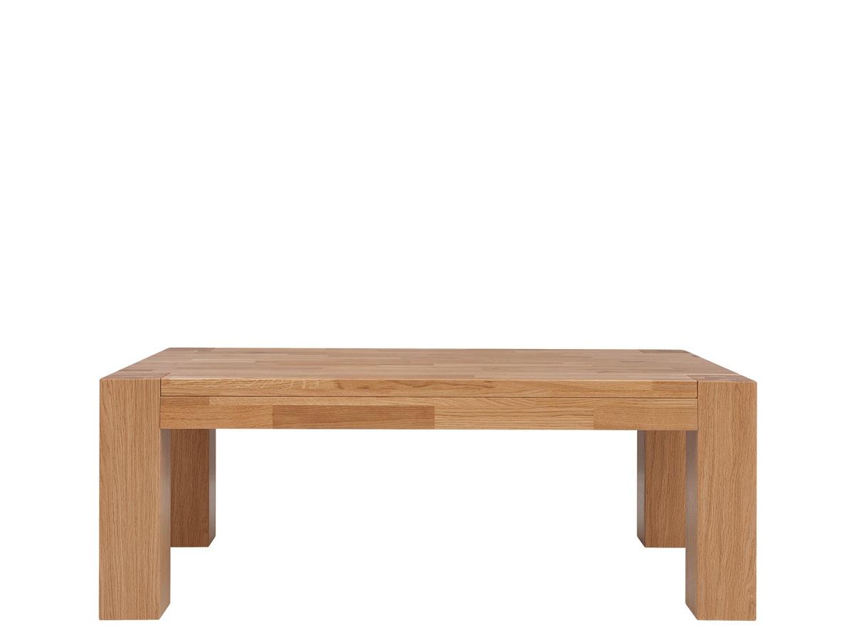 Konferenčný stolík - BRW - Luton 130/75 dub prírodný