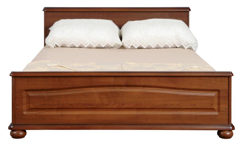 Manželská posteľ 160 cm - BRW - Natalia - LOZ 160