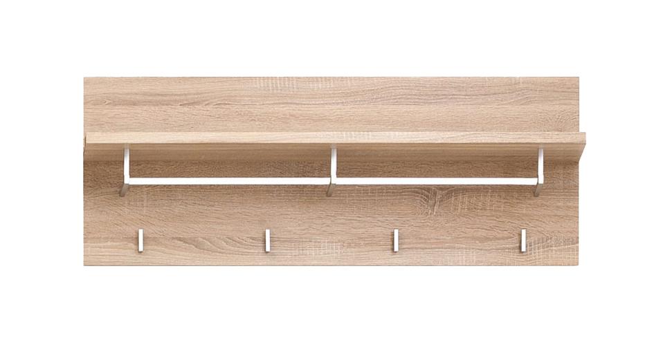 Vešiakový panel - BRW - Point - PAN/4/10