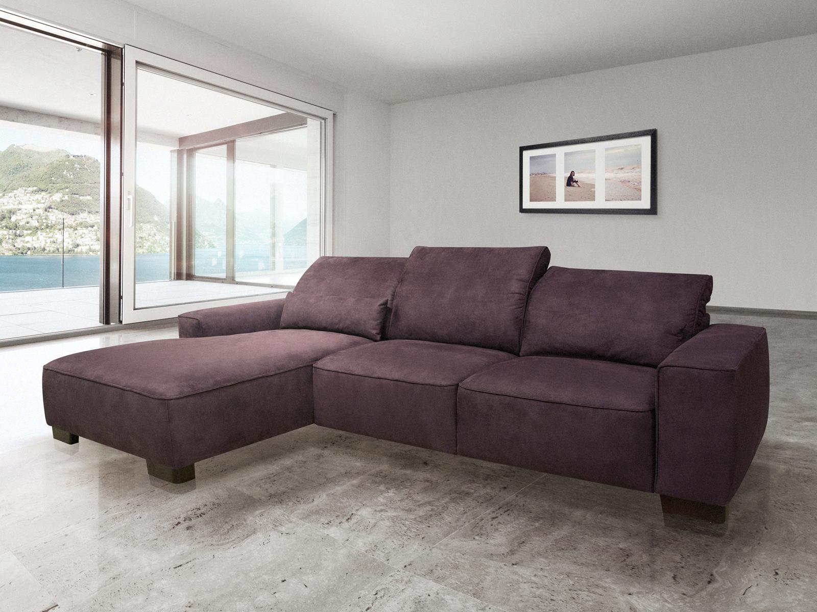 Rohová sedačka - BRW - Capri 2,5 Long (L)