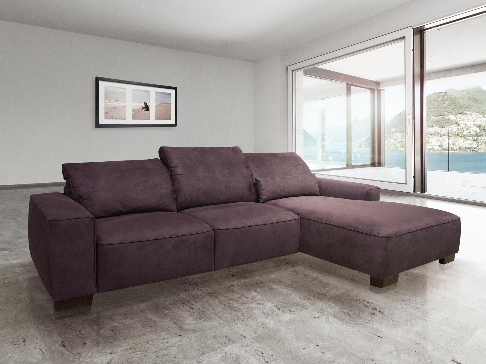 Rohová sedačka - BRW - Capri 2,5 Long (P)