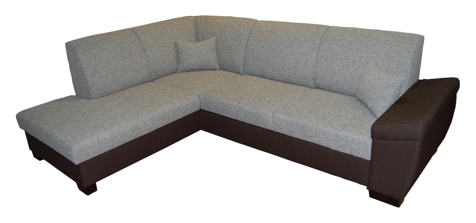 Rohová sedačka - BRW - Noel 3 (L)