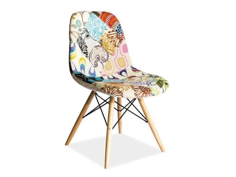 Jedálenská stolička - BRW - Pascal 3