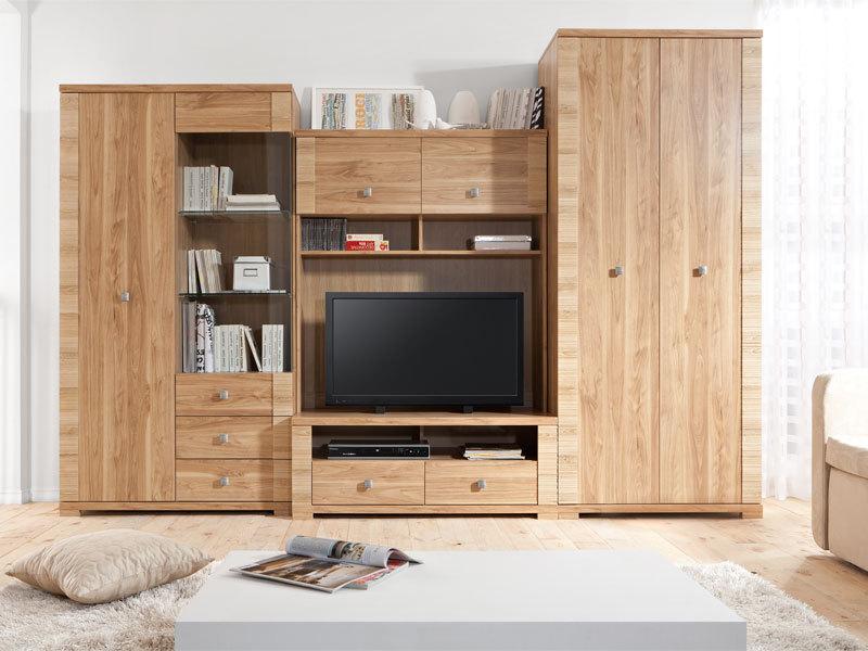 Obývacia stena - BRW - Jaspi 2