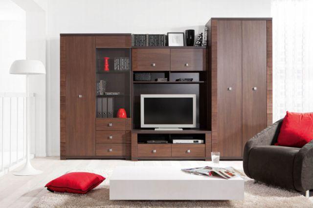 Obývacia stena - BRW - Jaspi 1