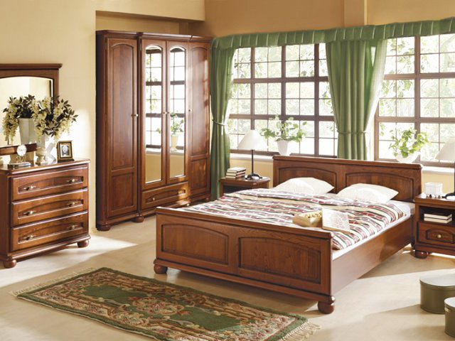Spálňa Bawaria