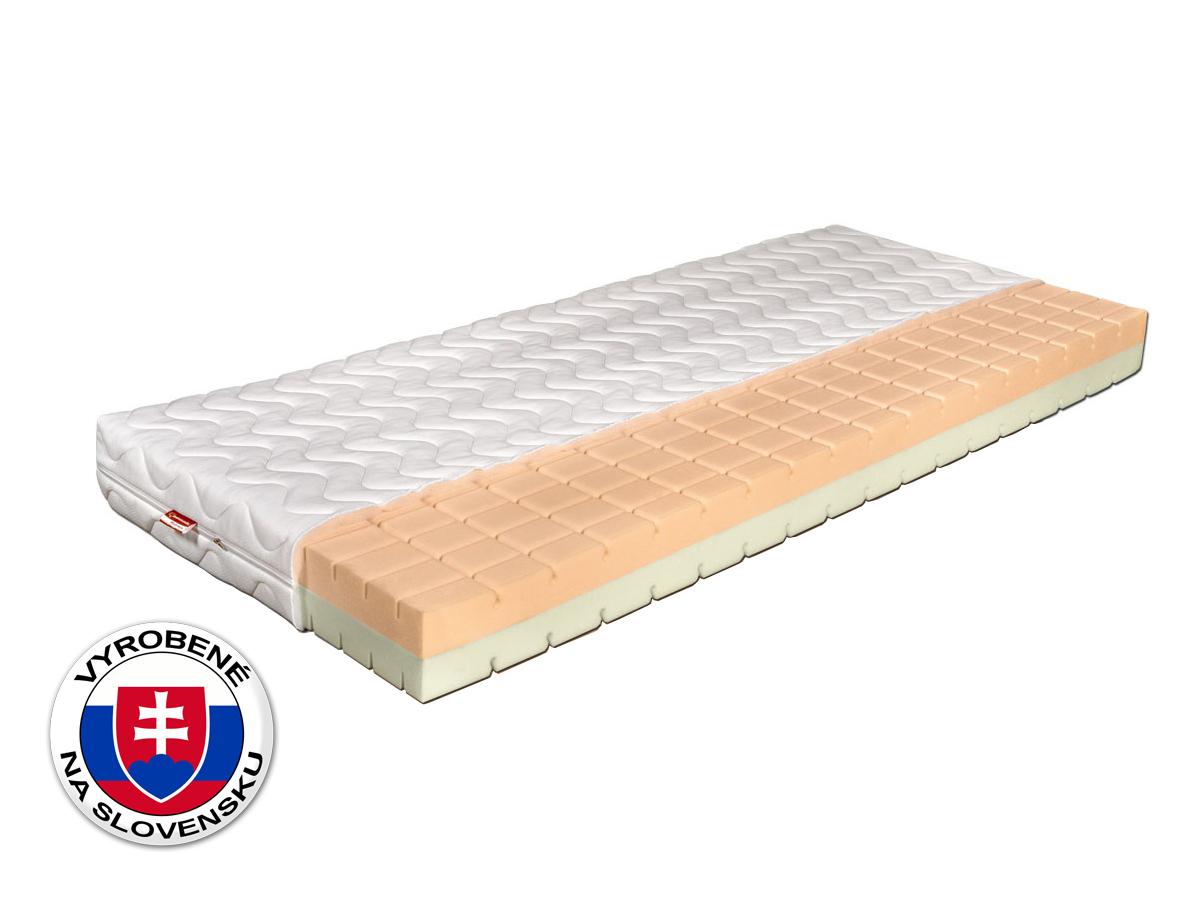 Penový matrac - Benab - Duo Flex - 200x80 cm (T3/T4)